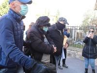 Eugena Palášthyho privádzajú na Špecializovaný trestný súd (ŠTS) v Banskej Bystrici