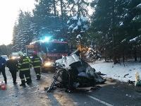 Tragická nehoda na Orave.