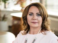Generálna riaditeľka Všeobecnej zdravotnej poisťovne, Ľubica Hlinková.