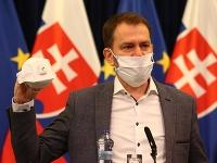 Predseda vlády SR Igor Matovič