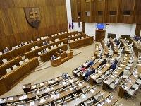 Parlament rozhodol, že zákon schváli v skrátenom legislatívnom konaní.