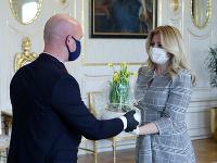 Prezidentka SR Zuzana Čaputová sa stretla s ministrom školstva.