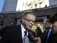 Rakúsky minister zdravotníctva Rudolf Anschober