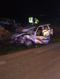 Spolujazdec z druhého auta sa ťažko zranil