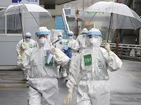 Koronavírus v Južnej Kórei