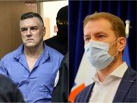 Mafiánsky boss Mikuláš Černák prehovoril aj o Igorovi Matovičovi