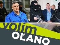 Bossovia mafia volili OĽaNO.
