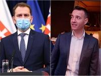 Tomáš Drucker hovorí o bludných predstavách premiéra Igora Matoviča.