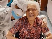 104-ročná Ada Zanusso porazila koronavírus