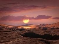 Takto nejak by mohla novobjavená planéta vyzerať