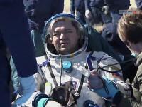 V Kazachstane bezpečne pristála americko-ruská posádka Medzinárodnej vesmírnej stanice