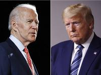Kto vyhrá voľby, Joe Biden a Donald Trump?