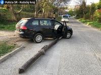 Nehoda Košice Slivník