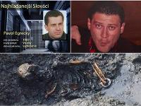 Vykopali pozostatky jedného najhľadanejších zločincov Slovenska