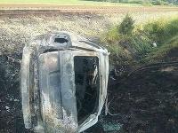Dopravná nehoda v Gemerskej Hôrke si vyžiadala život maloletej osoby