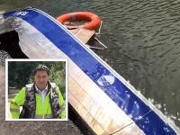 Ján Budaj mal nehodu na člne