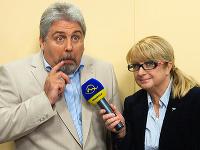 Oliver Andrásy a Eňa Vacvalová