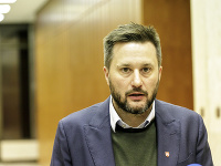 Primátor Bratislavy Matúš Vallo