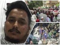 Havária lietadla v Karáči