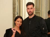 Veronika Krupa Nízlová s manželom Tomášom