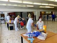 V Ružinove otestovali 800 zamestnancov škôl.