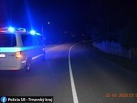 Vodič po nehode z miesta ušiel