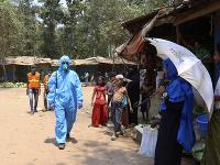 Koronavírus v Bangladéši
