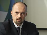 Bývalý obchodný riaditeľ Lesov SR Tomáš Klouček.