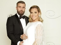 Dominika Navara Cibulková a jej manžel Michal sa už bábätka nevedia dočkať.