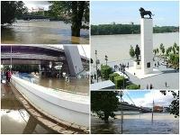 Povodne z roku 2013 v Bratislave