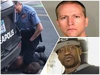 Derek Chauvin čelí obvineniu z vraždy Afroameričana .