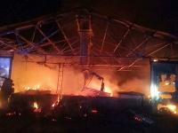Požiar narobil škody za viac ako 200.000 eur.