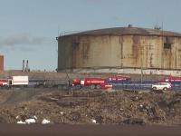 Uniklo vyše 20.000 ton dieselového paliva zo zásobníka tepelnej elektrárne