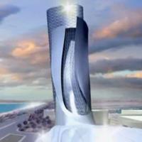 Capital Gate - najšikmejší mrakodrap na svete