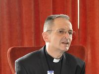 Predseda Konferencie biskupov Slovenska Stanislav Zvolenský