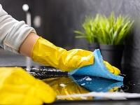 Udržujte vašu domácnosť čistú a bez baktérií