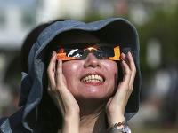 V Ázii a Afrike mohli ľudia sledovať prstencové zatmenie Slnka
