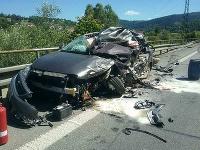 Vážna nehoda si vyžiadala jednu obeť