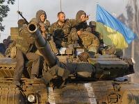 V Donbase zahynulo už 3094 ukrajinských vojakov, hovorí Holopaťuk