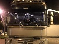 Ukrajinský vodič pri kontrole nafúkal tri promile