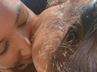 Naya Rivera zverejnila krátko pred stratením fotku so svojím synom.