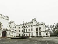 Kaštieľ v Rusovciach chátra už 20 rokov.