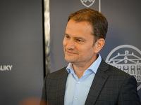 Premiér Slovenskej republiky Igor Matovič