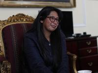 Jedna z infikovaných političiek v Bolívii Monica Eva Copa