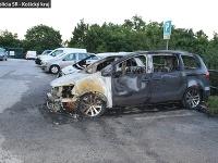 Mladý Košičan podpálil niekoľko áut