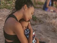 Naya Rivera sa utopila v jazere. Stihla zachrániť svojho 4-ročného syna.