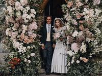 Britská princezná Beatrice a Edoardo Mapelli Mozzi sa vzali na zámku Windsor.