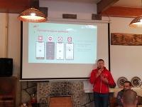 Horská záchranná služba (HZS) spustila novú aplikáciu, pomocou ktorej si môžu turisti privolať pomoc jedným tlačidlom.