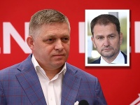 Robert Fico a Igor Matovič