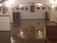 Hlavné mesto Chorvátska sa trápi s povodňami